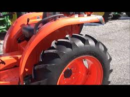 2012 kubota l3200hst for sale youtube