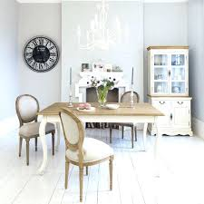 shabby chic dining room table u2013 thelt co