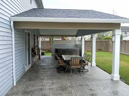 Outdoor Covered Patio Pictures Custom Patio Covers Vancouver Wa Enclosed Custom Patio Cover
