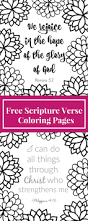 free printable scripture verse coloring pages mommy
