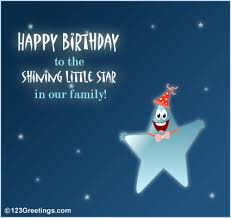 wish your kid happy birthday free for kids ecards greeting cards