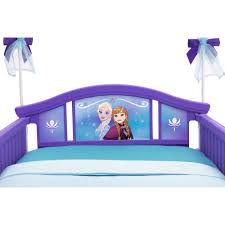 Frozen Canopy Bed Frozen Plastic Toddler Bed With Canopy Walmart