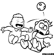 baby coloring pages 1