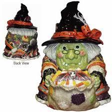 cracker barrel halloween cookie jar black cat in mummy costume