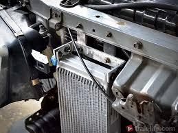 nissan skyline oil filter diy r33 skyline custom oil cooler with thermostat trak life