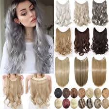 hair extensions for crown area headband bangs hair extensions ebay