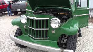 1962 jeep willys youtube