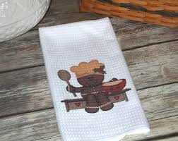 Waffle Weave Kitchen Towels by Waffle Weave Towel Etsy