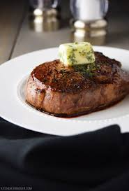 kicthen pan seared filet mignon with garlic u0026 herb butter recipe kitchen