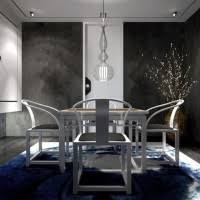 Brown Dining Blue Room Dining Room Stunning Dining Room Decoration With Rectangular Brown