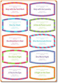birthday coupon templates free printable best 20 birthday coupons