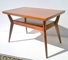 coffee table art deco italian mahogany coffee table 1930s for sale