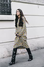 thigh high boots 9 tips on how to wear them with dresses 9 tips
