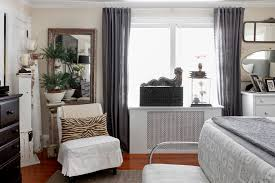 Pictures To Hang In Bedroom by Sumptuous Chair Slipcover In Bedroom Eclectic With White Linen