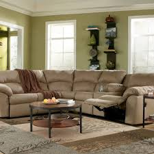 sofa large sofa tufted sectional brown sectional double chaise