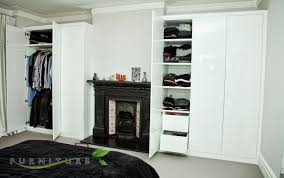 White Bedroom Wardrobes Uk