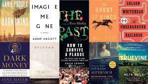 best of 2016 100 recommended books san francisco chronicle