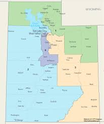 County Map Utah by Utah U0027s Congressional Districts Wikipedia