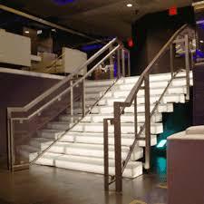 Glass Stair Handrail Glass Railings Glass Service Residential Commercial U0026 Custom