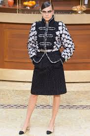 chanel fall 2017 couture collection vogue