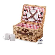 picnic baskets for two picnic time style picnic basket with