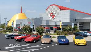 ferrari factory building siliconeer national corvette museum