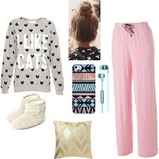 sweater pajamas pajamas for polyvore