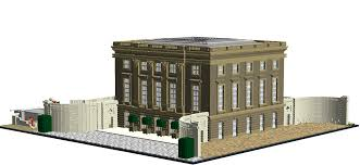lego ideas le petit trianon