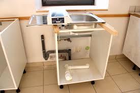 meuble sous evier cuisine pas cher element bas angle cuisine meuble galerie avec meuble sous evier