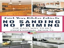 how to refinish kitchen cabinets without stripping how to paint kitchen cabinets without sanding full image for medium
