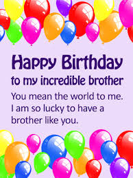 birthday balloon cards for brother birthday u0026 greeting cards by
