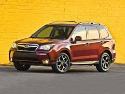Subaru Forester 2014 Crossbars by 2015 Subaru Forester Price Photos Reviews U0026 Features