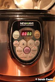 new wave kitchen appliances sarah cooks my new wave multicooker and the amazing 7 minute risotto