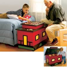 Build Wooden Toy Box by Caboose Inspired Toy Box An Imaginative Addition To Any Child U0027s
