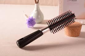 Sisir Roll hair roll comb pear sisir black jakartanotebook