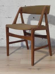 Scandanavian Chair Set Of 12 Scandinavian Chairs Henning Kjaernulf 1960s Design