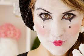 Homemade Halloween Makeup Recipes by Diy White Face Makeup Beautymark White Face Paint Recipe Easy How
