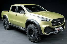 mercedes pickup truck mercedes benz x class pickup 4 4 pinterest mercedes benz