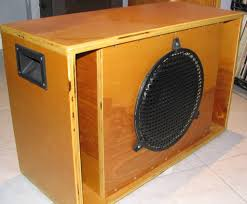 Bass Speaker Cabinet Design Plans Guitar Speaker Cab Design