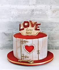 1147 best valentine u0027s day cakes images on pinterest cakes