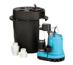wrs series sump pumps wastewater little giant franklin