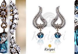 karigari earrings karigari jewelry raksha bandhan collection