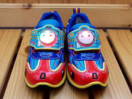 thomas the train light up shoes thomas the tank engine light up kid s boys sneakers th