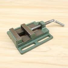 6 Inch Bench Vise Aliexpress Com Buy 3 4 5 6 Inch Flat Drill Press Vise Flat Clamp
