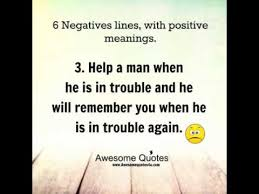 beautiful quotes negative lines with positive meaning
