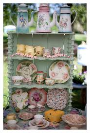 Shabby Cottage Home Decor by 151 Best Shabby Chic Dishy Displays Images On Pinterest Shabby