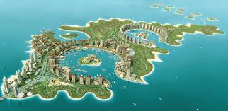 properties in the pearl island doha qatar buy sell let and