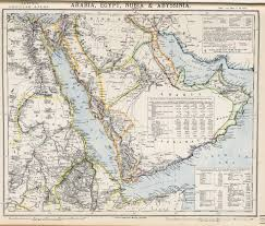 Suez Canal World Map by Middle East Egypt Maps