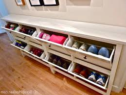 Ikea Shoe Storage Bench The Bespoke Ikea Hemnes Shoe Cabinet Hemnes Sofa Table Hack Hemnes