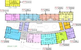 general hospital floor plan the proposed project is to set up a charity general hospital